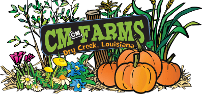 CM Farms | Dry Creek, LA header image